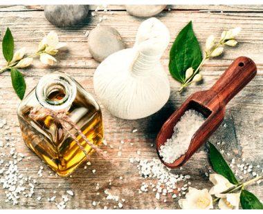 Salzgrotte & Wellness